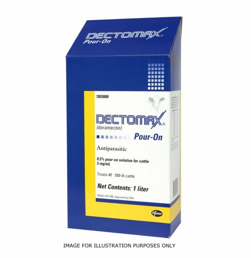 DECTOMAX POUR ON 3L