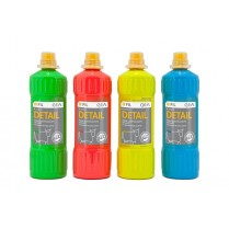 FIL DETAIL PAINT 1 LITRE, BUY 10, GET 2 EXTRA BOTTLES FREE