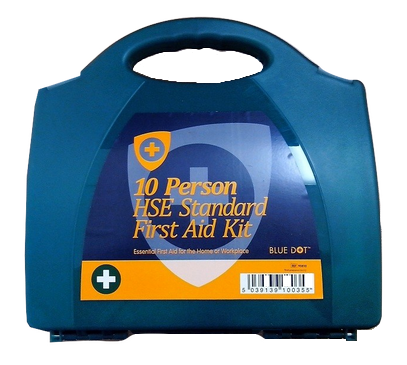 FIRST AID KIT (10 PERSON)