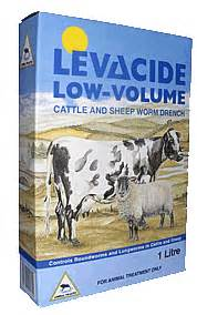 LEVACIDE LOW VOLUME DRENCH 1.0 LTR