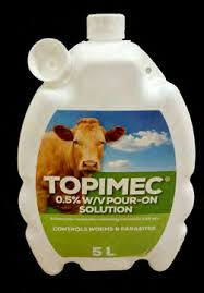 TOPIMEC POUR ON 5 LTR