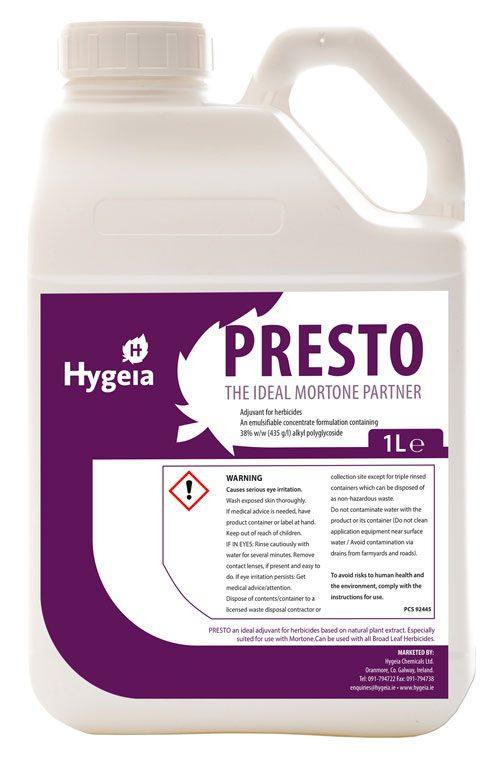 PRESTO STICKER 1L