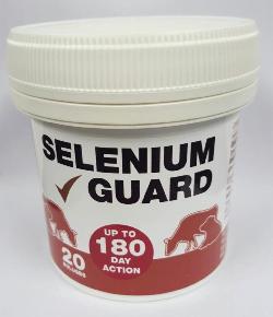 SELENIUM GUARD BOLUS 20 PACK