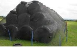 SILAGE BIRD PROTECTION NET