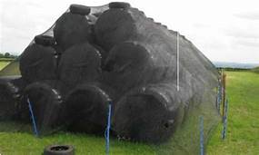 SILANET SILAGE BALE 15 X 20mtr